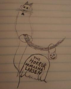 The Horror of Marna Larsen: The Haunted Book Closet